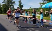 Marathon-Bestzeit für Marius!